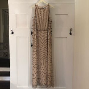 BHLDN Adrianna Papell Madigan Dress